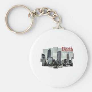 Perth Key Chain