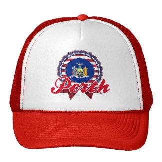 Perth, NY Hat