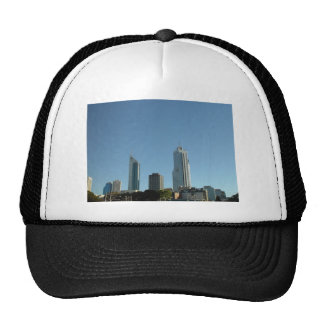 Perth Skyline From Northbridge Trucker Hat