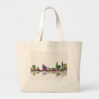 Perth  WA Skyline Jumbo Tote Bag