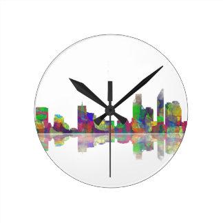 Perth  WA Skyline Wallclocks