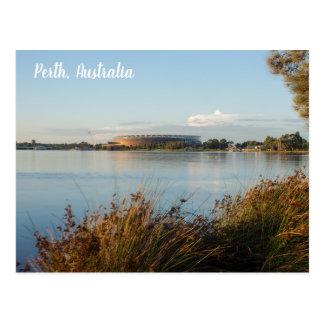 Perth Western Australia Postcard