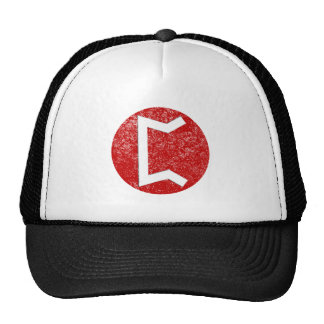Perthro Rune Cap