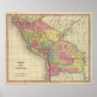 Peru And Bolivia 2 Poster