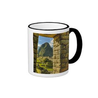 Peru, Andes, Andes Mountains, Machu Picchu, Coffee Mugs