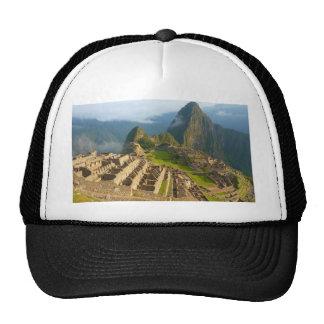 Peru Architecture Mesh Hat