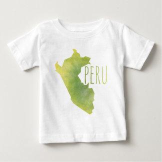 Peru Baby T-Shirt