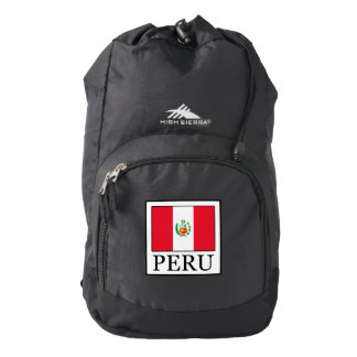 Peru Backpack