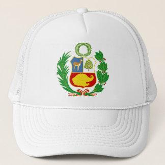 Peru Coat of Arms Hat