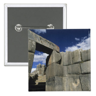 Peru Cuzco Sacsayhuaman fortress good example Buttons