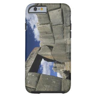 Peru, Cuzco, Sacsayhuaman fortress, good example Tough iPhone 6 Case