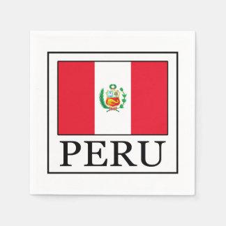 Peru Disposable Napkins