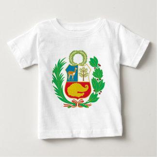 Peru - Escudo Nacional (National Emblem) Baby T-Shirt