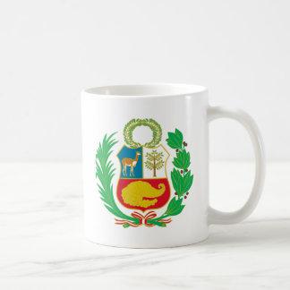 Peru - Escudo Nacional (National Emblem) Coffee Mug