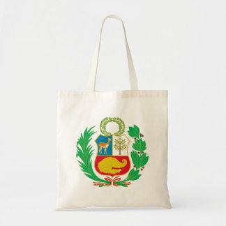 Peru - Escudo Nacional (National Emblem) Tote Bag