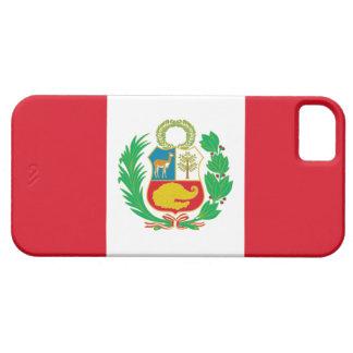 Peru Flag iPhone 5 Cover