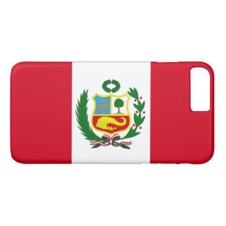 Peru flag iPhone 8 plus/7 plus case