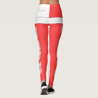 PERU FLAG LEGGINGS HAVIC ACD