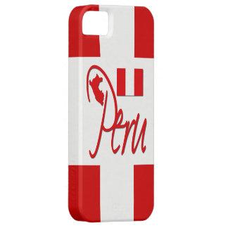 Peru iPhone 5 Case