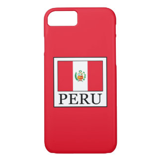 Peru iPhone 8/7 Case
