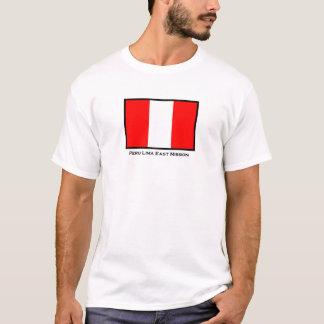 Peru Lima East LDS Mission T-Shirt