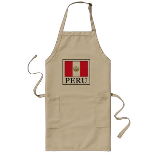 Peru Long Apron