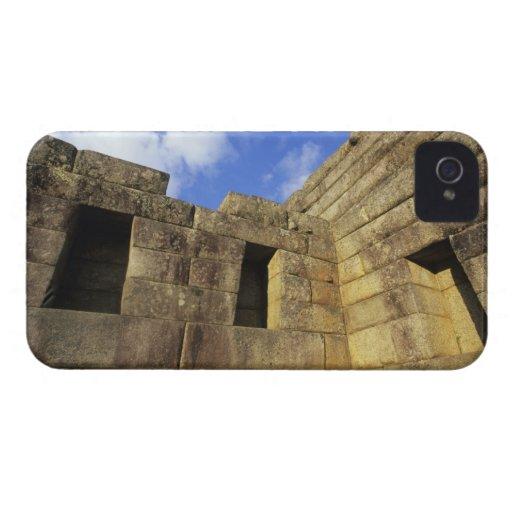 Peru, Machu Picchu, Famed Incan ruins in Blackberry Cases