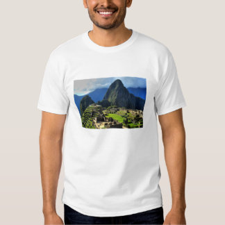 Peru Machu Picchu Lots of history Tshirts