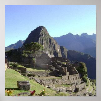 Peru/Machu Picchu Posters