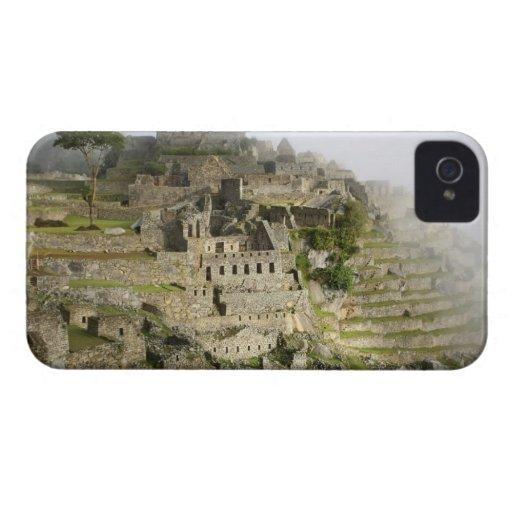 Peru, Machu Picchu. The ancient citadel of Machu Blackberry Bold Case