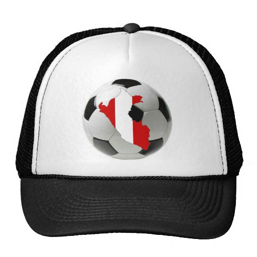 Peru national team trucker hats