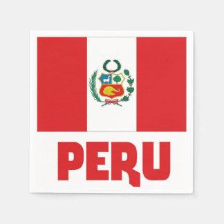 Peru Paper Napkins