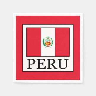 Peru Paper Serviettes
