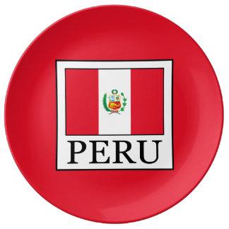 Peru Plate