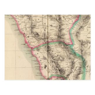 Peru, South America 14 Postcard