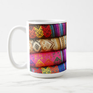 Peruvian Blankets Coffee Mug
