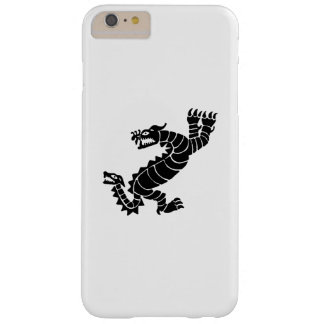 Peruvian Dragon Barely There iPhone 6 Plus Case