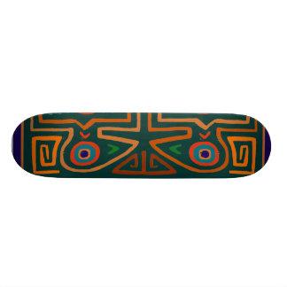 Peruvian Inca Tribal Bird Spirits Skateboard
