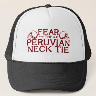 Peruvian Neck Tie Trucker Hat