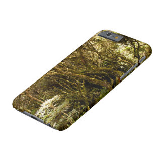 Peruvian Tropical Rain Forest Moss Covered Barely There iPhone 6 Case