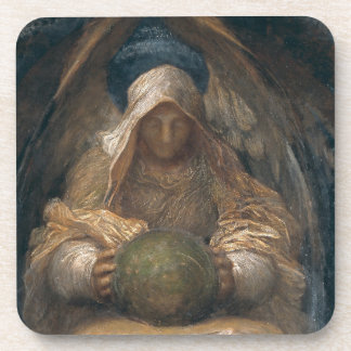 Pervading Spirit Angel Coaster