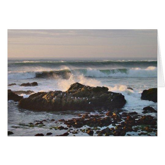 Pescadero Beach Card
