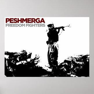 Peshmerga Poster 1