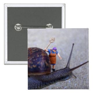 Pest Control Pinback Buttons