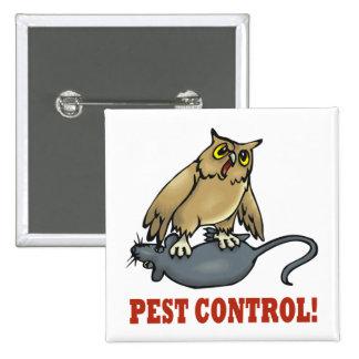 Pest Control Buttons