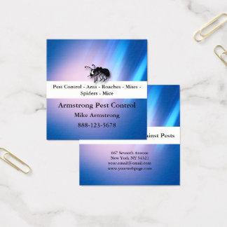 Pest Control Exterminator Ant Square Business Card