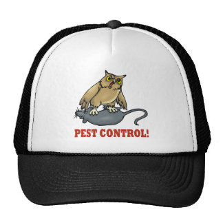 Pest Control Hats