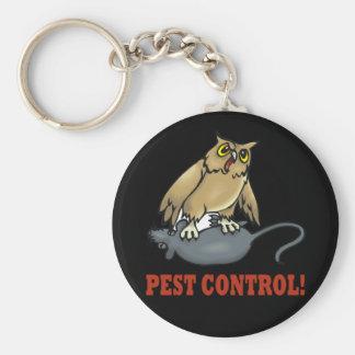 Pest Control Key Chains