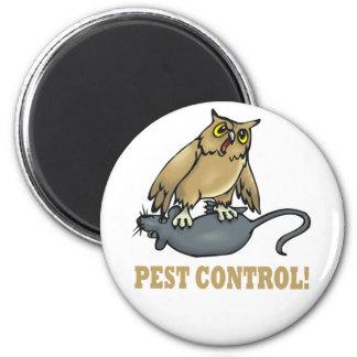 Pest Control Refrigerator Magnets