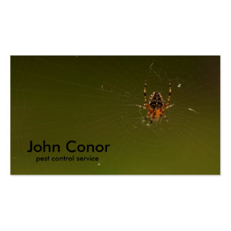 Pest Control Service Business Card